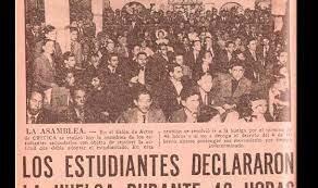 La Reforma Universitaria.