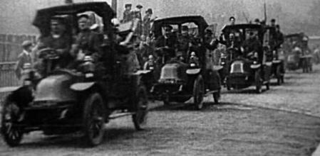 La guerra de movimientos: el fracaso del Plan Schlieffen