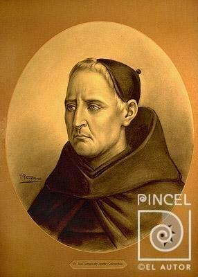 Fray José Antonio De Liendo