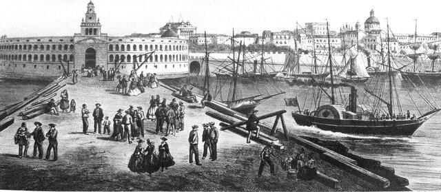 Creación del Consulado de Buenos Aires: implementación de las Ordenanzas de Bilbao de 1737