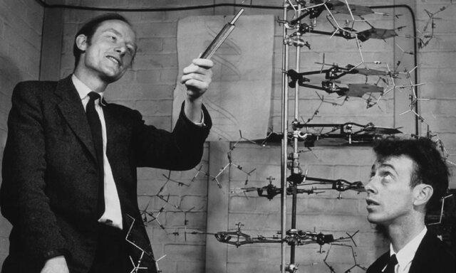 James Watson /Francis Crick