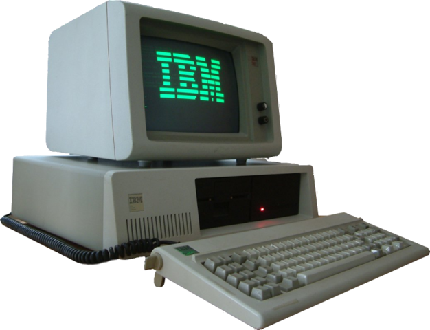 IBM presenta el PC
