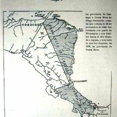 Educación costarricense del siglo XVIII timeline