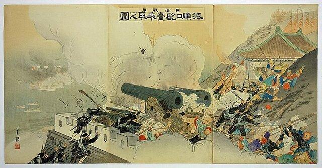 La Guerra Franco-China (Ago/1884-Abr/1885).