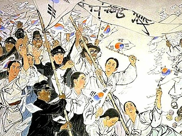 Independencia de Corea