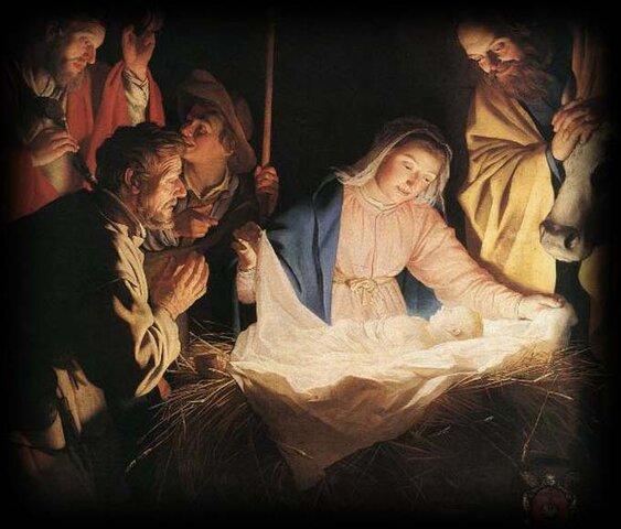 Nascita di Cristo