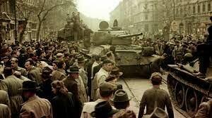 rivolta popolare in Ungheria