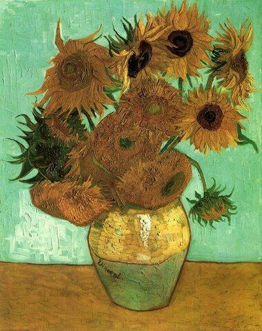 Girasoli- Van Gogh