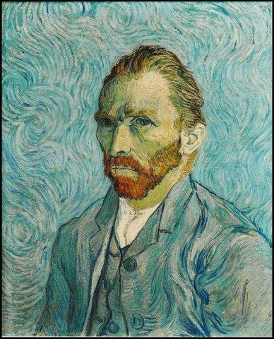 Autoritratti di Van Gogh