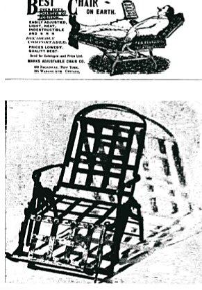 Mueble mecánico de la Europa del siglo XVIII