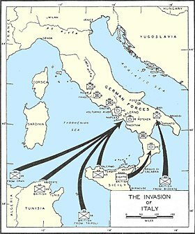 invasio d'italia