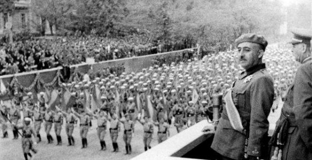 Cop d'Estat de Franco