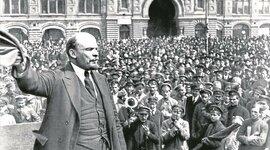 LA REVOLUCIÓN RUSA(1917) timeline