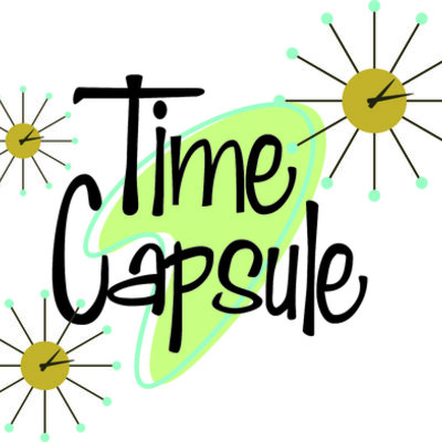 Time Capsule 1960s timeline