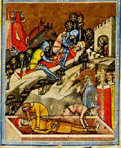 Imre herceg halála