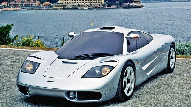 McLaren F1 – 386 km/h