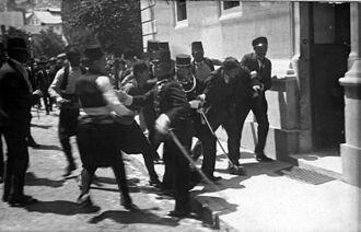 Sarajevoko atentatua