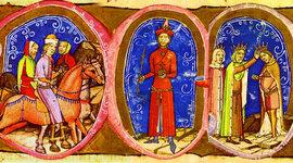 Árpád-ház uralkodói timeline