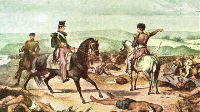 1876-1886 Campaña del desierto.