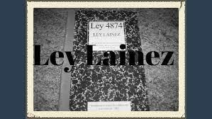 Ley Lainez