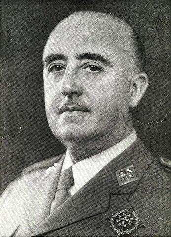 Francisco Franco Bahamonde (Biografía)