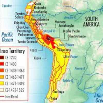 Inca Civilization timeline