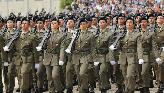 Ammissione nelle forze armate