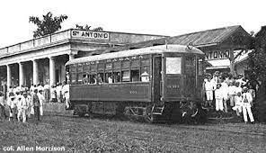 Aparición de los tramways eléctricos.