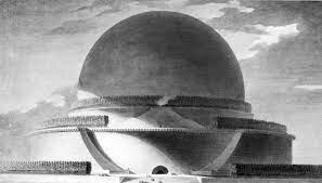 Progetto di un Cenotafio per Isaac Newton