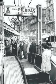 Inauguración de la estación Primera Junta.
