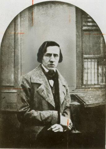 Frederic Francois Chopin (1810-1849)