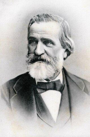 Guiseppe Verdi (1813-1901)