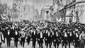 Festejos del Centenario de la Revolución de Mayo