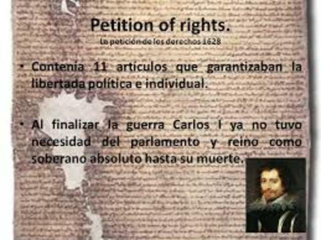 Petición de Derechos