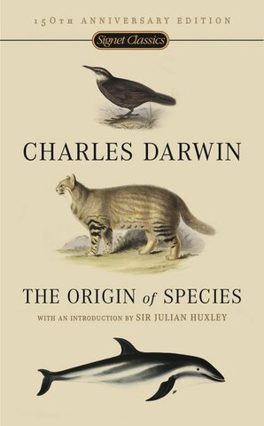 "Darwin Writes and Publishes ""The Origin of Species"""