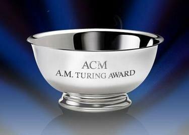 Wins Turing Award