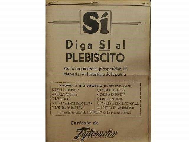 Plebiscito de 1957