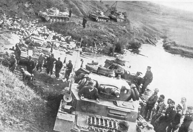 Invasión alemana de la URSS
