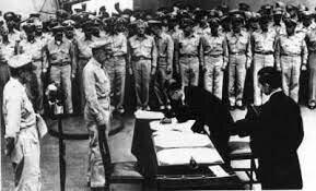 Rendición incondicional de Japón: fin de la guerra