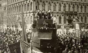 Revolución Bolchevique y guerra civil rusa (1917 - 1923)