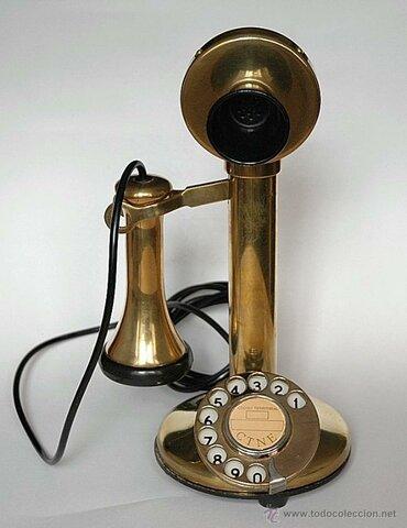 Primer prototipo del teléfono.