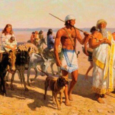 Línea del tiempo: desde los orígenes de Israel hasta el dominio babilónico timeline