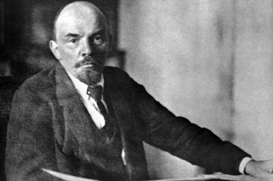 Gobierno de Lenin