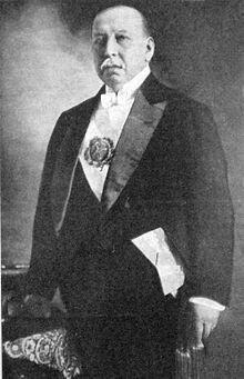 Presidencia de Victorino de la Plaza