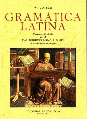 La gramática latina