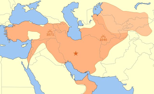 Nascita dell'Impero Selgiuchide