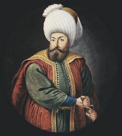 Indipendenza degli Ottomani guidati da Othman