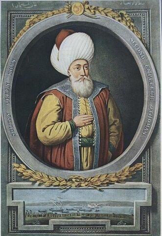L'Emiro Orhan arriva in Europa