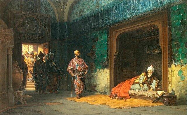 Tamerlano sconfigge gli Ottomani ad Ankara