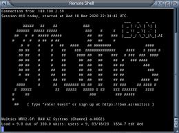 Surgiu o sistema operacional chamado Multics.